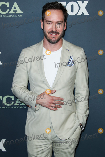 Photo - PASADENA, LOS ANGELES, CA, USA - FEBRUARY 06: Actor Mark-Paul Gosselaar arrives at the FOX Winter TCA 2019 All-Star Party held at The Fig House on February 6, 2019 in Pasadena, Los Angeles, California, United States. (Photo by Xavier Collin/Image Press Agency)