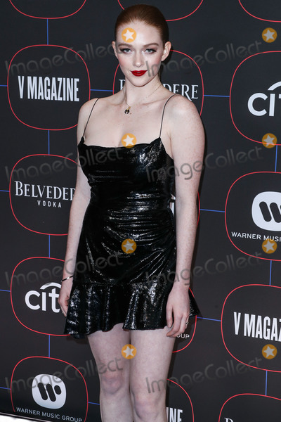Madness, Larsen Thompson Photo - LOS ANGELES, CA, USA - FEBRUARY 07: Actress Larsen Thompson arrives at the Warner Music Pre-Grammy Party 2019 held at The NoMad Hotel Los Angeles on February 7, 2019 in Los Angeles, California, United States. (Photo by Xavier Collin/Image Press Agency)