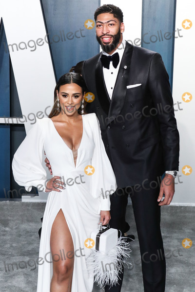 Anthony Davis, Wallis Annenberg Photo - BEVERLY HILLS, LOS ANGELES, CALIFORNIA, USA - FEBRUARY 09: Marlen P. and Anthony Davis arrive at the 2020 Vanity Fair Oscar Party held at the Wallis Annenberg Center for the Performing Arts on February 9, 2020 in Beverly Hills, Los Angeles, California, United States. (Photo by Xavier Collin/Image Press Agency)
