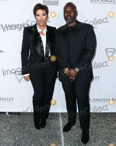 Edythe Broad, Kris Jenner, Corey Gamble Photo - SANTA MONICA, LOS ANGELES, CALIFORNIA, USA - FEBRUARY 28: Television personality Kris Jenner and boyfriend Corey Gamble arrive at the Los Angeles Ballet Gala 2020 held at The Eli and Edythe Broad Stage at the Santa Monica College Performing Arts Center on February 28, 2020 in Santa Monica, Los Angeles, California, United States. (Photo by Xavier Collin/Image Press Agency)