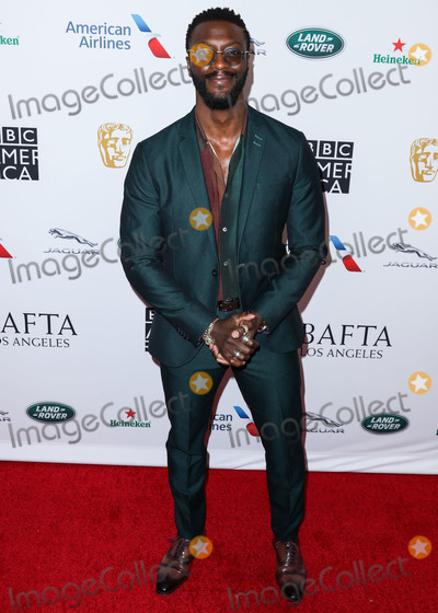 Aldis Hodge, Aldis Hodges Photo - BEVERLY HILLS, LOS ANGELES, CALIFORNIA, USA - SEPTEMBER 21: Aldis Hodge arrives at the BAFTA Los Angeles + BBC America TV Tea Party 2019 held at The Beverly Hilton Hotel on September 21, 2019 in Beverly Hills, Los Angeles, California, United States. (Photo by Xavier Collin/Image Press Agency)