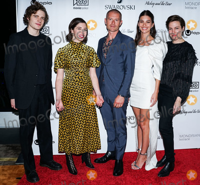 Badge Dale, James Badge Dale, Ben Rosenfield, Annabelle Attanasio, Camila Morrone, Salvador Dalí Photo - MANHATTAN, NEW YORK CITY, NEW YORK, USA - NOVEMBER 12: Ben Rosenfield, Annabelle Attanasio, James Badge Dale, Camila Morrone and Rebecca Henderson arrive at the New York Premiere Of Utopia's 'Mickey And The Bear' held at Mondrian Terrace Park Avenue on November 12, 2019 in Manhattan, New York City, New York, United States. (Photo by William Perez/Image Press Agency)