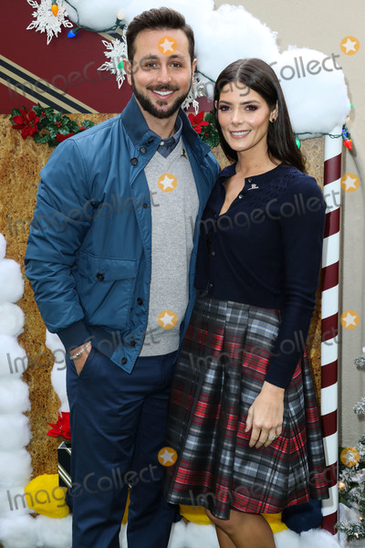 Ashley Greene, Four Seasons, ASHLEY GREEN, Paul Khoury Photo - BEVERLY HILLS, LOS ANGELES, CA, USA - DECEMBER 09: Australian TV personality Paul Khoury and wife/actress Ashley Greene arrive at the Brooks Brothers Annual Holiday Celebration In Los Angeles To Benefit St. Jude 2018 held at the Beverly Wilshire Four Seasons Hotel on December 9, 2018 in Beverly Hills, Los Angeles, California, United States. (Photo by Xavier Collin/Image Press Agency)