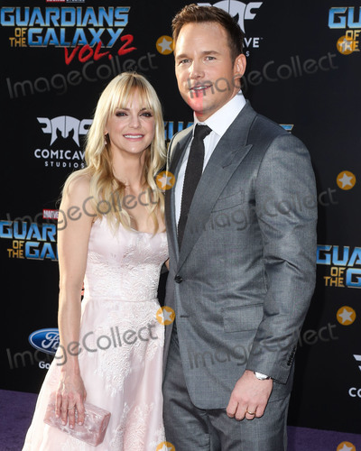 "Anna Faris, Chris Pratt, Anna Maria Perez de Taglé, Jackée Photo - (FILE) Chris Pratt and Anna Faris Divorce Settlement Details Revealed. The details of the divorce settlement between Chris Pratt and Anna Faris are coming to light. The two, who obtained a private judge to work out the deal, reportedly signed off on the deal on Wednesday (November 7, 2018) according to TMZ. According to the documents, they have agreed to live ""no more than five miles apart for about the next five years."" This deal was made so that the two parents stay in place until their six-year-old son, Jack, completes the sixth grade. HOLLYWOOD, LOS ANGELES, CA, USA - APRIL 19: Actors Chris Pratt and Anna Faris arrive at the Los Angeles Premiere Of Disney and Marvel's 'Guardians Of The Galaxy Vol. 2' held at Dolby Theatre on April 19, 2017 in Hollywood, Los Angeles, California, United States. (Photo by Xavier Collin/Image Press Agency)"