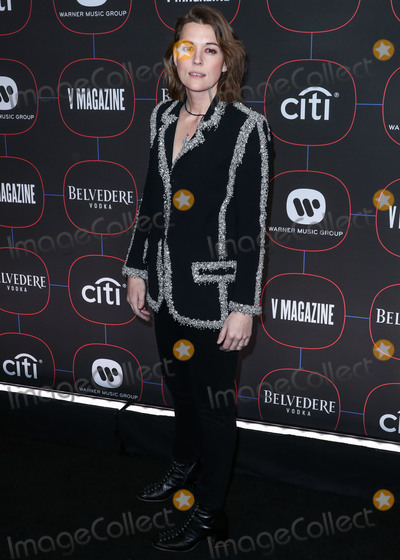 Brandi Carlile, Brandy, Madness Photo - LOS ANGELES, CA, USA - FEBRUARY 07: Singer Brandi Carlile arrives at the Warner Music Pre-Grammy Party 2019 held at The NoMad Hotel Los Angeles on February 7, 2019 in Los Angeles, California, United States. (Photo by Xavier Collin/Image Press Agency)