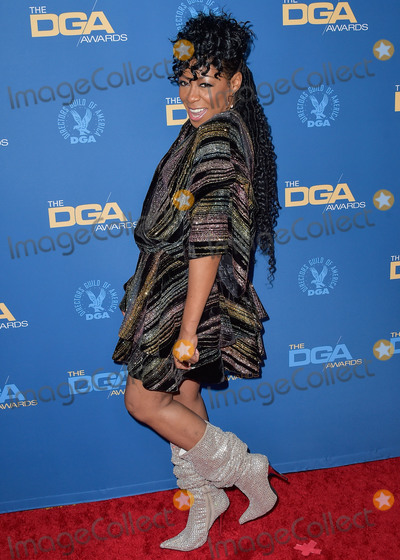Tichina Arnold, RITZ CARLTON Photo - LOS ANGELES, CALIFORNIA, USA - JANUARY 25: Tichina Arnold arrives at the 72nd Annual Directors Guild Of America Awards held at The Ritz-Carlton Hotel at L.A. Live on January 25, 2020 in Los Angeles, California, United States. (Photo by Image Press Agency)