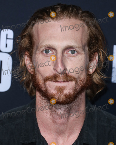 TCL Chinese Theatre, Austin Amelio Photo - HOLLYWOOD, LOS ANGELES, CALIFORNIA, USA - SEPTEMBER 23: Austin Amelio arrives at the Los Angeles Special Screening Of AMC's 'The Walking Dead' Season 10 held at the TCL Chinese Theatre IMAX on September 23, 2019 in Hollywood, Los Angeles, California, United States. (Photo by Xavier Collin/Image Press Agency)