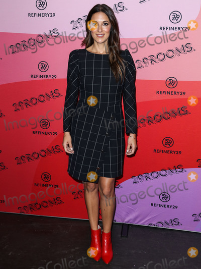Reef, Angelique Cabral, Angelique  Cabral Photo - LOS ANGELES, CA, USA - DECEMBER 04: Actress Angelique Cabral arrives at the Refinery29 29Rooms Los Angeles 2018: Expand Your Reality Opening Party held at The Reef A Creative Habitat on December 4, 2018 in Los Angeles, California, United States. (Photo by Xavier Collin/Image Press Agency)