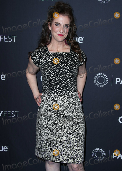 Photo - HOLLYWOOD, LOS ANGELES, CA, USA - MARCH 20: Jennie Snyder Urman arrives at the 2019 PaleyFest LA - The CW's 'Jane The Virgin' and 'Crazy Ex-Girlfriend: The Farewell Seasons' held at the Dolby Theatre on March 20, 2019 in Hollywood, Los Angeles, California, United States. (Photo by Xavier Collin/Image Press Agency)