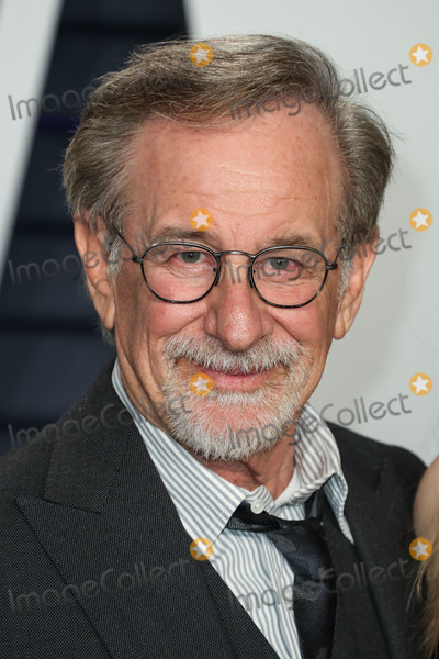 Steven Spielberg, Wallis Annenberg Photo - BEVERLY HILLS, LOS ANGELES, CA, USA - FEBRUARY 24: Director Steven Spielberg arrives at the 2019 Vanity Fair Oscar Party held at the Wallis Annenberg Center for the Performing Arts on February 24, 2019 in Beverly Hills, Los Angeles, California, United States. (Photo by Xavier Collin/Image Press Agency)