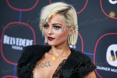 Madness, Bebe Rexha Photo - LOS ANGELES, CA, USA - FEBRUARY 07: Singer Bebe Rexha arrives at the Warner Music Pre-Grammy Party 2019 held at The NoMad Hotel Los Angeles on February 7, 2019 in Los Angeles, California, United States. (Photo by Xavier Collin/Image Press Agency)