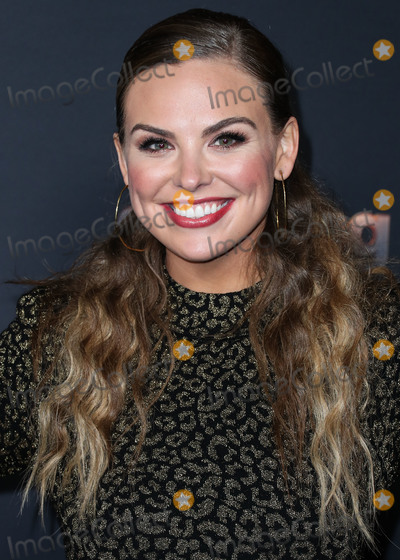 Hannah Brown Photo - LOS ANGELES, CALIFORNIA, USA - NOVEMBER 03: Hannah Brown arrives at ABC's 'Dancing With The Stars' Season 28 Top Six Finalists Party held at Dominique Ansel at The Grove on November 4, 2019 in Los Angeles, California, United States. (Photo by Xavier Collin/Image Press Agency)