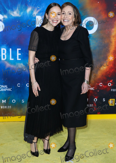 Sasha, Ann Druyan, Sasha Sagan Photo - WESTWOOD, LOS ANGELES, CALIFORNIA, USA - FEBRUARY 26: Producer Sasha Sagan and mother/writer Ann Druyan arrive at the Los Angeles Premiere Of National Geographic's 'Cosmos: Possible Worlds' held at Royce Hall at the University of California, Los Angeles (UCLA) on February 26, 2020 in Westwood, Los Angeles, California, United States. (Photo by Xavier Collin/Image Press Agency)