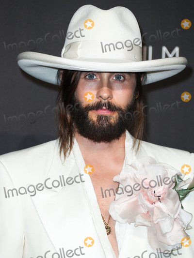 Jared Leto Photo - LOS ANGELES, CA, USA - NOVEMBER 03: Jared Leto at the 2018 LACMA Art + Film Gala held at the Los Angeles County Museum of Art on November 3, 2018 in Los Angeles, California, United States. (Photo by Xavier Collin/Image Press Agency)