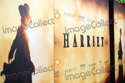 Photo - LOS ANGELES, CALIFORNIA, USA - OCTOBER 29: Atmosphere at the Los Angeles Premiere Of Focus Features' 'Harriet' held at The Orpheum Theatre on October 29, 2019 in Los Angeles, California, United States. (Photo by Xavier Collin/Image Press Agency)