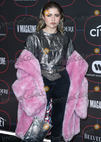 Madness, Sofia Reyes Photo - LOS ANGELES, CA, USA - FEBRUARY 07: Singer Sofia Reyes arrives at the Warner Music Pre-Grammy Party 2019 held at The NoMad Hotel Los Angeles on February 7, 2019 in Los Angeles, California, United States. (Photo by Xavier Collin/Image Press Agency)