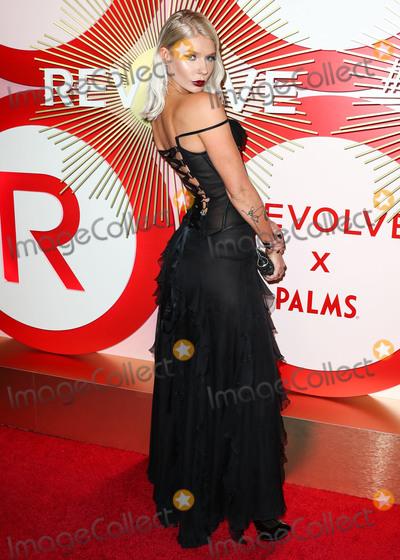 Alana Pallister Photo - LAS VEGAS, NV, USA - NOVEMBER 09: Alana Pallister at the 2nd Annual #REVOLVEawards held at the Palms Casino Resort on November 9, 2018 in Las Vegas, Nevada, United States. (Photo by Xavier Collin/Image Press Agency)