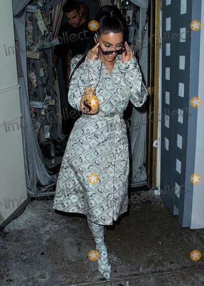 Anastasia, Kim Kardashian, Anastasia Karanikolaou, Kim Kardashian-West Photo - WEST HOLLYWOOD, LOS ANGELES, CA, USA - SEPTEMBER 27: Kim Kardashian West seen arriving at the Anastasia Karanikolaou Cosmetics Launch held at Delilah on September 27, 2018 in West Hollywood, Los Angeles, California, United States. (Photo by Image Press Agency)