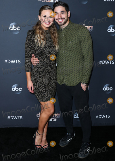 Alan Bersten, Hannah Brown Photo - LOS ANGELES, CALIFORNIA, USA - NOVEMBER 03: Hannah Brown and Alan Bersten arrive at ABC's 'Dancing With The Stars' Season 28 Top Six Finalists Party held at Dominique Ansel at The Grove on November 4, 2019 in Los Angeles, California, United States. (Photo by Xavier Collin/Image Press Agency)