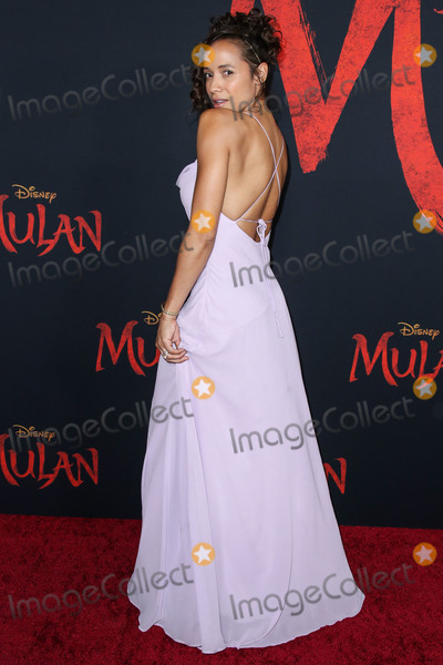 Dania Ramirez Photo - HOLLYWOOD, LOS ANGELES, CALIFORNIA, USA - MARCH 09: Actress Dania Ramirez arrives at the World Premiere Of Disney's 'Mulan' held at the El Capitan Theatre and Dolby Theatre on March 9, 2020 in Hollywood, Los Angeles, California, United States. (Photo by Xavier Collin/Image Press Agency)