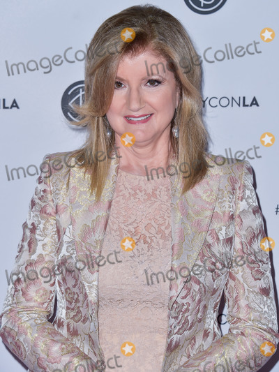 Arianna Huffington Photo - LOS ANGELES, CALIFORNIA, USA - AUGUST 11: Arianna Huffington arrives at the Beautycon Festival Los Angeles 2019 - Day 2 held at the Los Angeles Convention Center on August 11, 2019 in Los Angeles, California, United States. (Photo by Image Press Agency)