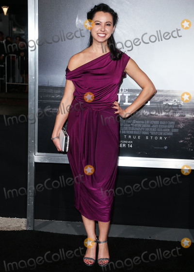 Photo - WESTWOOD, LOS ANGELES, CA, USA - DECEMBER 10: Producer Kristina Rivera arrives at the Los Angeles Premiere of Warner Bros. Pictures' 'The Mule' held at the Regency Village Theatre on December 10, 2018 in Westwood, Los Angeles, California, United States. (Photo by Image Press Agency)