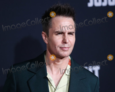 JoJo, Sam Rockwell Photo - HOLLYWOOD, LOS ANGELES, CALIFORNIA, USA - OCTOBER 15: Actor Sam Rockwell arrives at the Los Angeles Premiere Of Fox Searchlight's 'Jojo Rabbit' held at the Hollywood American Legion Post 43 on October 15, 2019 in Hollywood, Los Angeles, California, United States. (Photo by Xavier Collin/Image Press Agency)