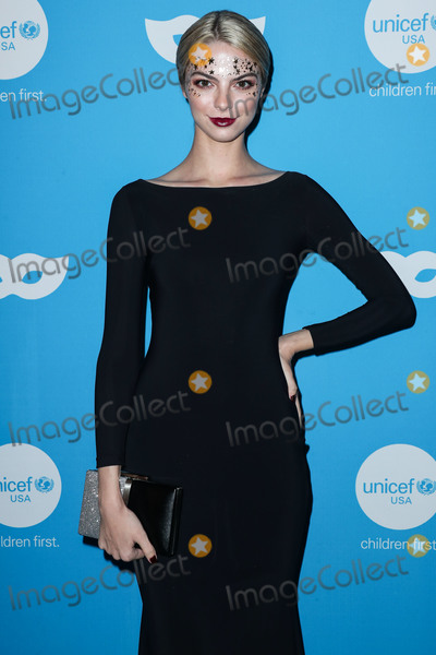 Teairra Marí Photo - LOS ANGELES, CA, USA - OCTOBER 25: Allie Marie Evans at the Sixth Annual UNICEF Masquerade Ball held at Clifton's Republic on October 25, 2018 in Los Angeles, California, United States. (Photo by Xavier Collin/Image Press Agency)