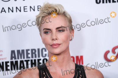 Charlize Theron Photo - BEVERLY HILLS, LOS ANGELES, CALIFORNIA, USA - NOVEMBER 08: Actress Charlize Theron wearing Dior arrives at the 33rd American Cinematheque Award Presentation Honoring Charlize Theron held at The Beverly Hilton Hotel on November 8, 2019 in Beverly Hills, Los Angeles, California, United States. (Photo by Xavier Collin/Image Press Agency)