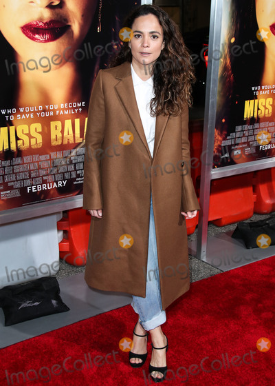 Alice Braga Photo - LOS ANGELES, CA, USA - JANUARY 30: Actress Alice Braga arrives at the Los Angeles Premiere Of Columbia Pictures' 'Miss Bala' held at Regal Cinemas L.A. Live Stadium 14 on January 30, 2019 in Los Angeles, California, United States. (Photo by Xavier Collin/Image Press Agency)