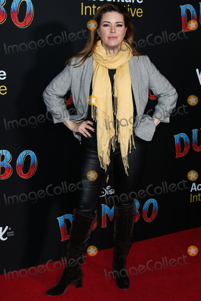 Alicia Machado, Ray Dolby Photo - HOLLYWOOD, LOS ANGELES, CA, USA - MARCH 11: Actress Alicia Machado arrives at the World Premiere Of Disney's 'Dumbo' held at The Ray Dolby Ballroom and El Capitan Theatre on March 11, 2019 in Hollywood, Los Angeles, California, United States. (Photo by Xavier Collin/Image Press Agency)