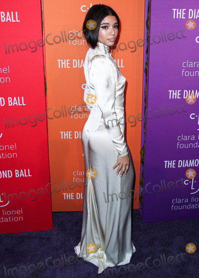 Rihanna, Yovanna Ventura Photo - MANHATTAN, NEW YORK CITY, NEW YORK, USA - SEPTEMBER 12: Yovanna Ventura arrives at Rihanna's 5th Annual Diamond Ball Benefitting The Clara Lionel Foundation held at Cipriani Wall Street on September 12, 2019 in Manhattan, New York City, New York, United States. (Photo by Xavier Collin/Image Press Agency)