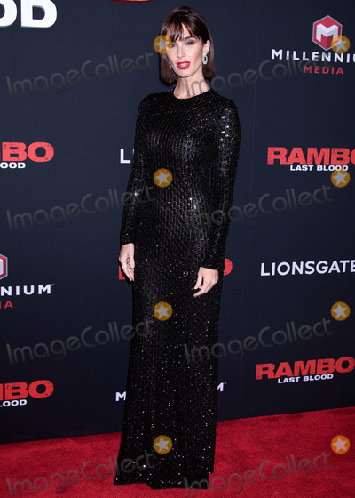 Paz Vega Photo - MANHATTAN, NEW YORK CITY, NEW YORK, USA - SEPTEMBER 18: Actress Paz Vega arrives at the New York Screening And Fan Event For 'Rambo: Last Blood' held at the AMC Lincoln Square Theater on September 18, 2019 in Manhattan, New York City, New York, United States. (Photo by Image Press Agency)