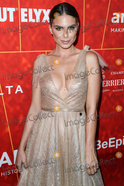 Nina Senicar, Wallis Annenberg Photo - BEVERLY HILLS, LOS ANGELES, CA, USA - OCTOBER 18: Nina Senicar at the amfAR Gala Los Angeles 2018 held at the Wallis Annenberg Center for the Performing Arts on October 18, 2018 in Beverly Hills, Los Angeles, California, United States. (Photo by Xavier Collin/Image Press Agency)