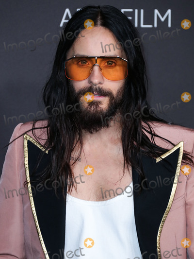 Jared Leto Photo - LOS ANGELES, CALIFORNIA, USA - NOVEMBER 02: Actor/singer Jared Leto arrives at the 2019 LACMA Art + Film Gala held at the Los Angeles County Museum of Art on November 2, 2019 in Los Angeles, California, United States. (Photo by Xavier Collin/Image Press Agency)