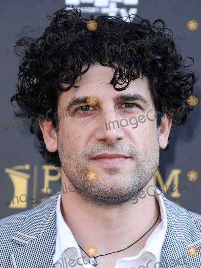 Saturn Awards Photo - HOLLYWOOD, LOS ANGELES, CALIFORNIA, USA - SEPTEMBER 13: Adam Egypt Mortimer arrives at the 45th Annual Saturn Awards held at Avalon Hollywood on September 13, 2019 in Hollywood, Los Angeles, California, United States. (Photo by David Acosta/Image Press Agency)