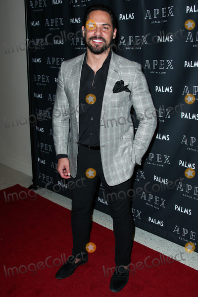Robin Thicke Photo - LAS VEGAS, NV, USA - DECEMBER 29: Jason Craig, JROC arrives at the Robin Thicke NYE Weekend 2019 Kick Off at APEX Social Club at Palms Casino Resort on December 29, 2018 in Las Vegas, Nevada, United States. (Photo by Xavier Collin/Image Press Agency)