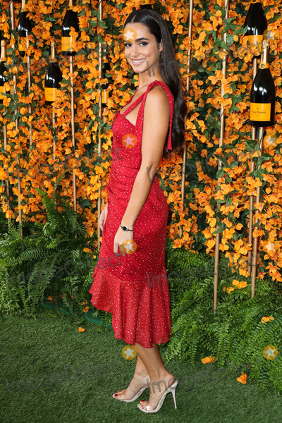 Will Rogers, Alicia Sanz Photo - PACIFIC PALISADES, LOS ANGELES, CA, USA - OCTOBER 06: Alicia Sanz at the 9th Annual Veuve Clicquot Polo Classic Los Angeles held at Will Rogers State Historic Park on October 6, 2018 in Pacific Palisades, Los Angeles, California, United States. (Photo by Xavier Collin/Image Press Agency)