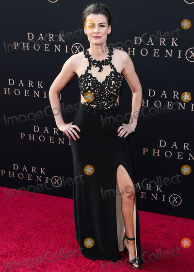 TCL Chinese Theatre, Aphra Williams Photo - HOLLYWOOD, LOS ANGELES, CALIFORNIA, USA - JUNE 04: Actress Aphra Williams arrives at the Los Angeles Premiere Of 20th Century Fox's 'Dark Phoenix' held at the TCL Chinese Theatre IMAX on June 4, 2019 in Hollywood, Los Angeles, California, United States. (Photo by Xavier Collin/Image Press Agency)