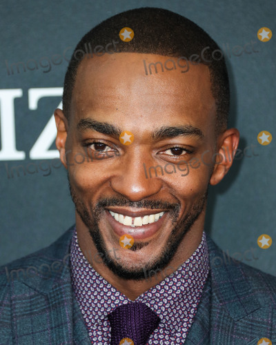 Anthony Mackie, Walt Disney Photo - LOS ANGELES, CALIFORNIA, USA - APRIL 22: Actor Anthony Mackie wearing Etro arrives at the World Premiere Of Walt Disney Studios Motion Pictures and Marvel Studios' 'Avengers: Endgame' held at the Los Angeles Convention Center on April 22, 2019 in Los Angeles, California, United States. (Photo by Xavier Collin/Image Press Agency)