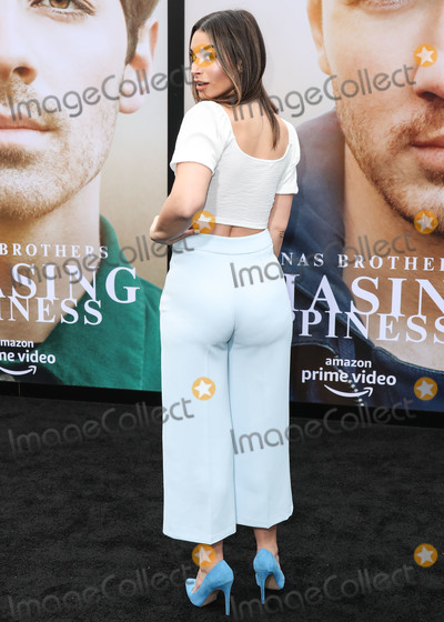 Ashley Iaconetti Photo - WESTWOOD, LOS ANGELES, CALIFORNIA, USA - JUNE 03: Television personality Ashley Iaconetti arrives at the Los Angeles Premiere Of Amazon Prime Video's 'Chasing Happiness' held at the Regency Bruin Theatre on June 3, 2019 in Westwood, Los Angeles, California, United States. (Photo by Xavier Collin/Image Press Agency)