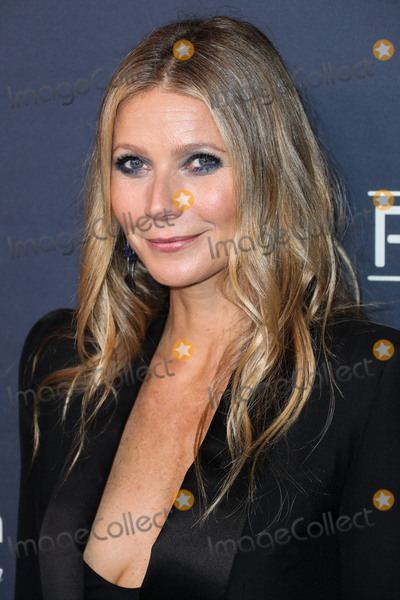 """Benji Madden, Cameron Diaz, Gwyneth Paltrow, Jerry Seinfeld, Robert Downey Jr, Robert Downey Jr., Robert Downey, Jr., Steven Spielberg, Tom Ford, Brad Falchuk Photo - (FILE) Gwyneth Paltrow marries producer Brad Falchuk after four years of dating. The actress said """"I do"""" to Brad Falchuk in a private wedding ceremony in the Hamptons on Saturday, September 29, 2018. Stars like Jerry Seinfeld, Steven Spielberg, Cameron Diaz, Benji Madden, and Robert Downey Jr. were in attendance. CULVER CITY, LOS ANGELES, CA, USA - NOVEMBER 11: Gwyneth Paltrow wearing Tom Ford with Irene Neuwirth jewelry arrives at the 2017 Baby2Baby Gala held at 3LABS on November 11, 2017 in Culver City, Los Angeles, California, United States. (Photo by Xavier Collin/Image Press Agency)"""