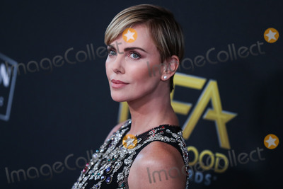Charlize Theron, Queen Photo - (FILE) Charlize Theron Announces $1 Million Dollar Donation Amid Coronavirus COVID-19 Pandemic. Charlize Theron has donated $1 million dollars to the coronavirus relief efforts through her foundation, The Charlize Theron Africa Outreach Project and partners CARE and the Entertainment Industry Foundation (EIF). BEVERLY HILLS, LOS ANGELES, CALIFORNIA, USA - NOVEMBER 03: Actress Charlize Theron wearing Alexander McQueen arrives at the 23rd Annual Hollywood Film Awards held at The Beverly Hilton Hotel on November 3, 2019 in Beverly Hills, Los Angeles, California, United States. (Photo by Xavier Collin/Image Press Agency)