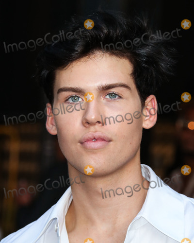 Aidan Alexander Photo - MANHATTAN, NEW YORK CITY, NEW YORK, USA - SEPTEMBER 04: Actor Aidan Alexander arrives at the E!, ELLE and IMG NYFW Kick-Off Party 2019 held at The Top of The Standard on September 4, 2019 in Manhattan, New York City, New York, United States. (Photo by Xavier Collin/Image Press Agency)