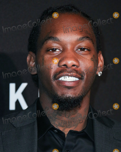 Photo - BROOKLYN, NEW YORK CITY, NEW YORK, USA - SEPTEMBER 09: Offset arrives at the DKNY 30th Birthday Party Celebration held at St. Ann's Warehouse on September 9, 2019 in Brooklyn, New York City, New York, United States. (Photo by Xavier Collin/Image Press Agency)