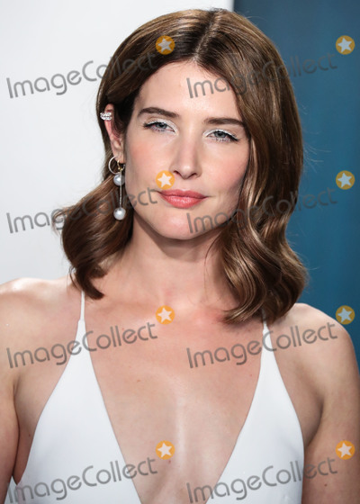 Cobie Smulders, Wallis Annenberg, Cobie Smulder, Coby Smulders Photo - BEVERLY HILLS, LOS ANGELES, CALIFORNIA, USA - FEBRUARY 09: Cobie Smulders arrives at the 2020 Vanity Fair Oscar Party held at the Wallis Annenberg Center for the Performing Arts on February 9, 2020 in Beverly Hills, Los Angeles, California, United States. (Photo by Xavier Collin/Image Press Agency)