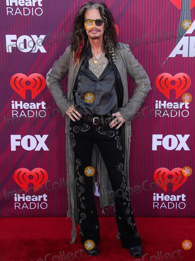 Steven Tyler Photo - LOS ANGELES, CA, USA - MARCH 14: Steven Tyler arrives at the 2019 iHeartRadio Music Awards held at Microsoft Theater at L.A. Live on March 14, 2019 in Los Angeles, California, United States. (Photo by Xavier Collin/Image Press Agency)