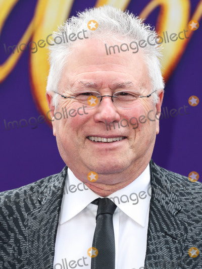 Alan Menken Photo - HOLLYWOOD, LOS ANGELES, CALIFORNIA, USA - MAY 21: Alan Menken arrives at the World Premiere Of Disney's 'Aladdin' held at the El Capitan Theatre on May 21, 2019 in Hollywood, Los Angeles, California, United States. (Photo by Xavier Collin/Image Press Agency)