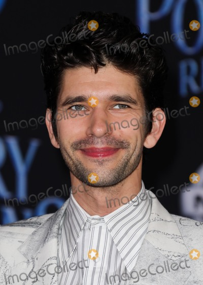 Ben Whishaw Photo - HOLLYWOOD, LOS ANGELES, CA, USA - NOVEMBER 29: Ben Whishaw arrives at the World Premiere Of Disney's 'Mary Poppins Returns' held at the El Capitan Theatre on November 29, 2018 in Hollywood, Los Angeles, California, United States. (Photo by David Acosta/Image Press Agency)