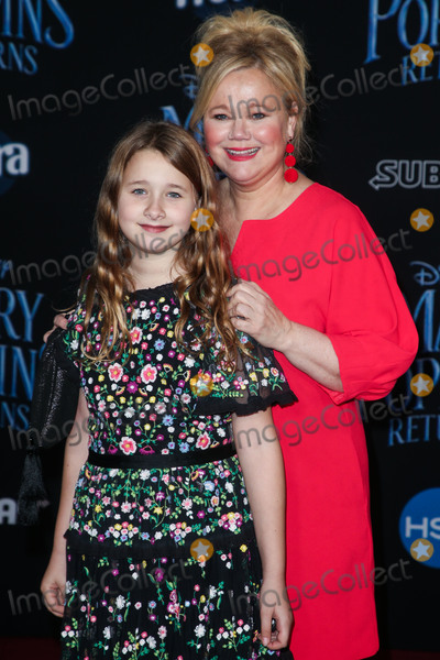 Caroline Rhea Photo - HOLLYWOOD, LOS ANGELES, CA, USA - NOVEMBER 29: Ava Rhea Economopoulos, Caroline Rhea at the Los Angeles Premiere Of Disney's 'Mary Poppins Returns' held at the El Capitan Theatre on November 29, 2018 in Hollywood, Los Angeles, California, United States. (Photo by Image Press Agency)